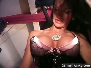 Hot horny nasty sexy MILF babes bondage part5