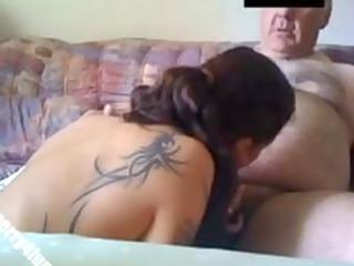 German Teen Seduces Grandfather german ggg