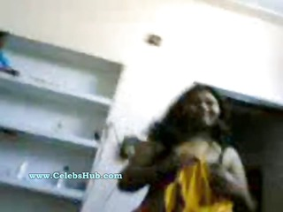 Shy Indian House Wife