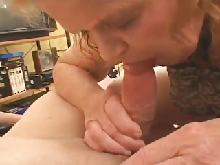 ugly granny wants young cock