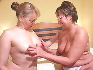 German Mature Lesbians by snahbrandy