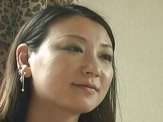 Horny Japanese Milf Playing Swee...