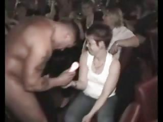 CFNM Party with Horny MILFs