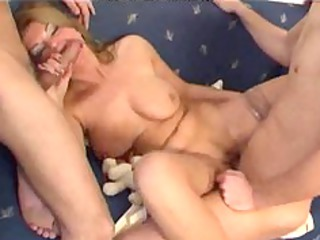 Granny With Two Young Guys mature mature porn