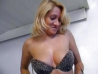Amateur German mom porn scene  Sascha Production