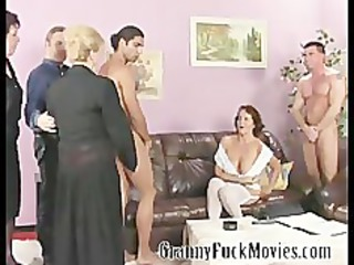 Mature sluts fucking younger studs