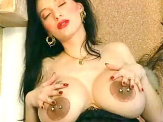 Enormous pierced prego mother Id like to fuck