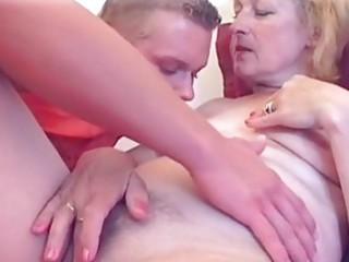 Blonde Milfs Hawt Pussy Licked...