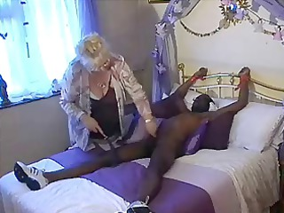 Fat Mature and BBC