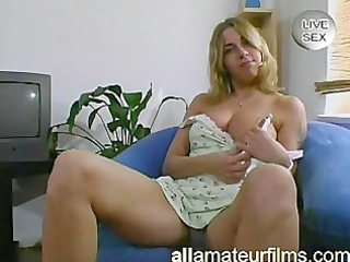 Exiting real amateur toy solo