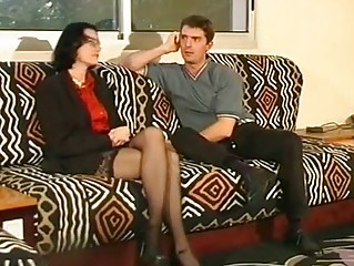 French milf have a house for sale