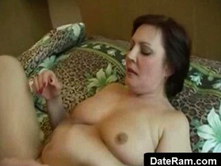 Mature Woman Getting Fucked By Young Boy