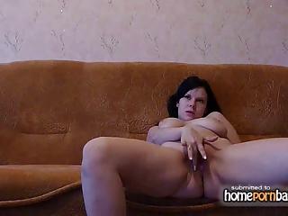 Busty russian wife 1