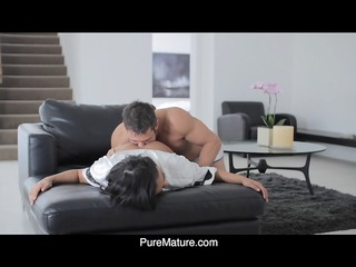 PureMature Exotic Big Boobs Wife Priya Rai