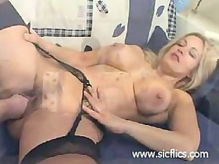 Blonde wife fisted