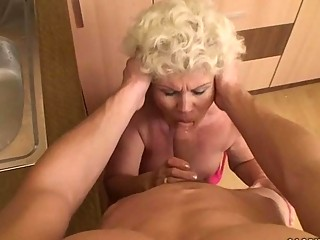Granny Getting Fucked From Pov