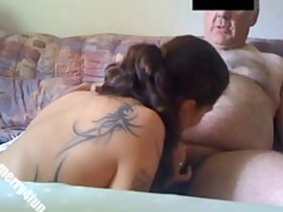 German Teen seduces Grandfather