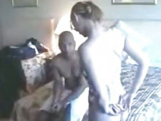 Young white wife bangs upscale black in h ...