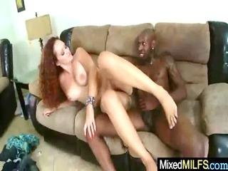 Milf Like Big Black Hard Dick In Every Hole