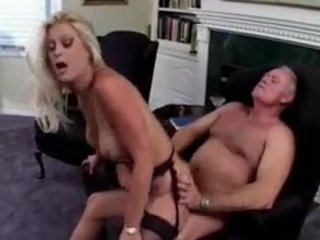 Husband Gives His Busty Wife A Special Anal