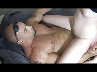 Muscle guys fucking house wife