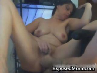Sensual mom pussy fisted deep part3