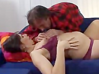 Prego Wife Fucks Friend Of Her Husband pregnant