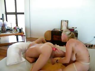 Mom Sticks Dildos In Sons Ass