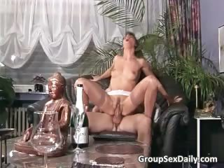 Two horny MILFs are convinced part5