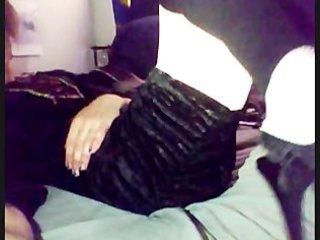sexy stocking high-heeled MILF webcam COCKTEASE