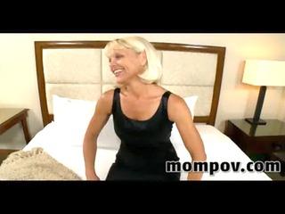 blonde mature milf fucking