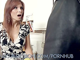 Sexy MILF Gets Fucked by her Adopted Son
