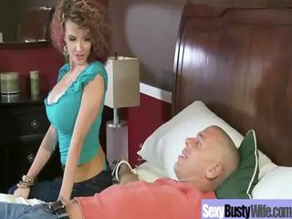 Sexy Big Tits Milf Get Hard Fucked movie-18