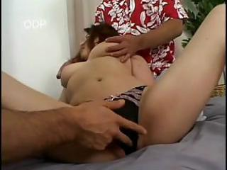 Busty japanese milf fisted and squirt