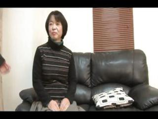 49yr old Granny Tomoe Nakamachi Fucked