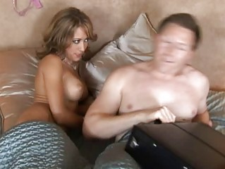 Gorgeous horny blonde wife with big boobs het