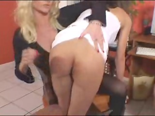 Mom spanks and takes RT of 2 naughty daughters 3