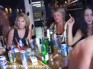 MILFs Teens drunken sex party