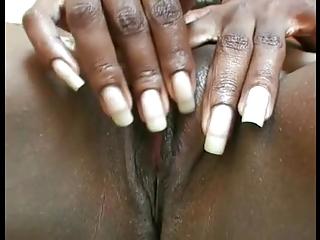 black mom masturbation