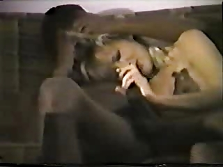 Young blonde white wife with black lover -