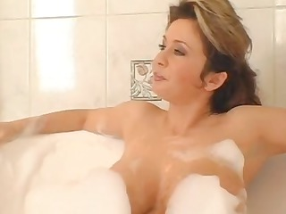 Very Busty Milf Jean Gets Room Serviced