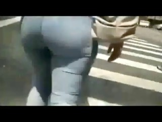 Big Asses in Public Collection