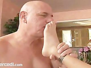 Foot Worship And Toe Sucking
