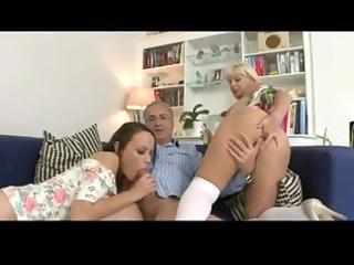 old man Fucking Youthful Women By TROC