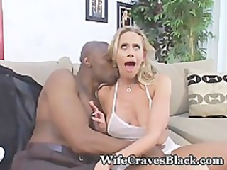 Cock Hungry Wife Horny For Black
