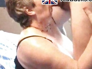 Homemade uk amateur mature granny